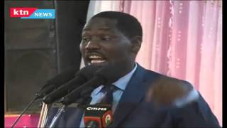 Is this Pastor or Governor Munya? The defiant Meru politician prepares to bully Jubilee Alliance