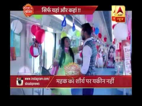 Video Zindagi Ki Mehak: Shaurya proposes Mehak in a metro download in MP3, 3GP, MP4, WEBM, AVI, FLV January 2017