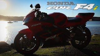 1. Honda CBR600F4i Review