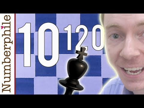 How many chess games are possible