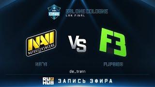Na'Vi vs Flipsid3, game 1