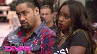 Nonton The Superstars Express Their Nervousness Before The Wwe Brand Extension  Total Divas  Jan  25  2017 Film Subtitle Indonesia Streaming Movie Download