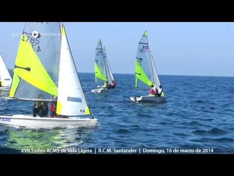 RCMSantander- XVII Trofeo RCMS de Vela Ligera, Santander Domingo 16