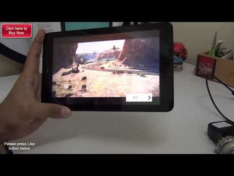 Dell Venue 8 Full Review With Camera, Gaming, Benchmarks, Software, OTG Support & Features Overview