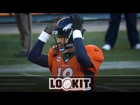 Peyton Manning LOVES
