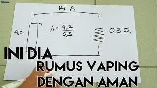 Video CARA MUDAH MEMAHAMI OHM LAW DALAM MECHANICAL MOD #VAPER MP3, 3GP, MP4, WEBM, AVI, FLV Desember 2018
