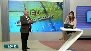 """Bom Dia Paraíba – Quadro """"Eu Quero Saber"""" – 22.08.2017"""