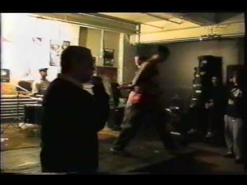 The Ultimate Warriors - Live at the Sweatshop in Allentown, PA