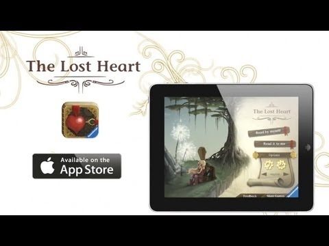 Official Living Stories: The Lost Heart Launch Trailer