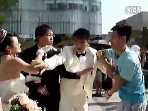 Chinese Groom Snatched by Lover After Fight with Bride  picture