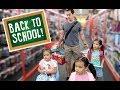 An Emotional Back to School Shopping trip -  ItsJudysLife Vlogs
