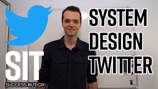 System Design: How to design Twitter? Interview question at Facebook, Google, Microsoft