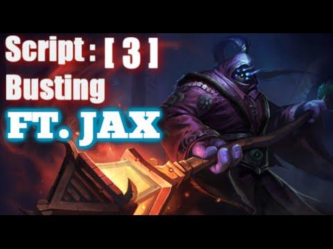 Script Busting 3: Jax Scripter Caught Red Handed