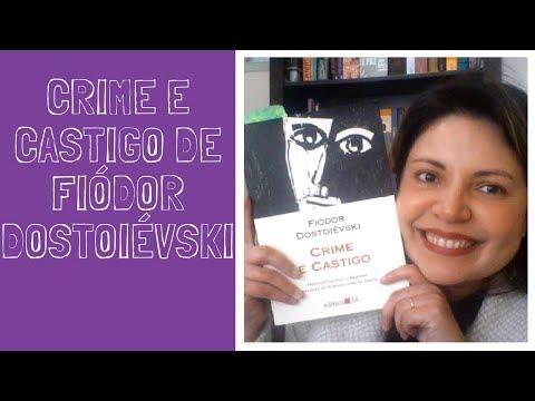 Crime e Castigo de Fiódor Dostoiévski