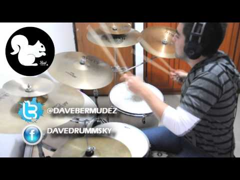 ABRE MIS OJOS - HILLSONG GLOBAL PROJECT - BATERISTA DAVE BERMUDEZ (COVER)