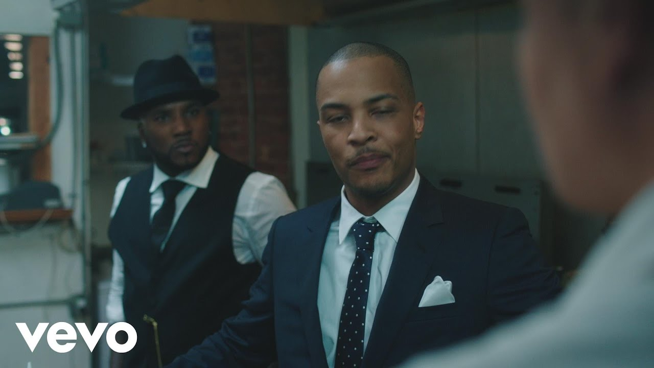 T.I. – G Shit (Ft. Jeezy & Watch The Duck) (Extended Video)