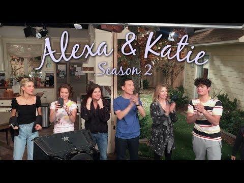 Netflix Original Series Alexa and Katie SEASON 2 Episode 2 Curtain Call