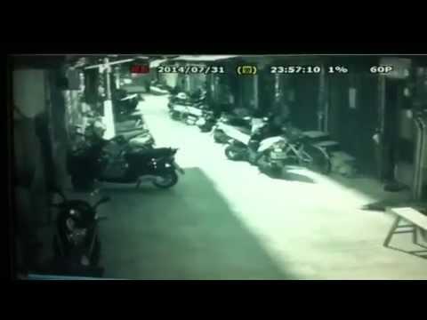В результате взрыва газа на Тайване