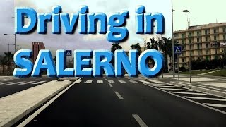Salerno Italy  city photos : DRIVING IN SALERNO (ITALY)