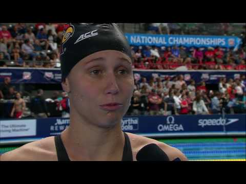 Women's 100m Free A Final | 2017 Phillips 66 National Championships