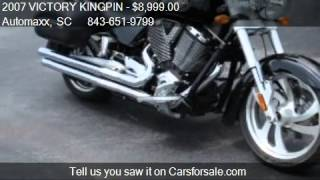 8. 2007 VICTORY KINGPIN KINGPIN - for sale in Murrells Inlet, S