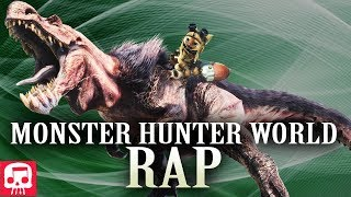 """MONSTER HUNTER WORLD RAP by JT Music - """"The Beast Within"""""""