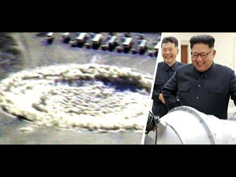 Korea: Kim Jong-uns Wasserstoffbombe - In Südkorea un ...