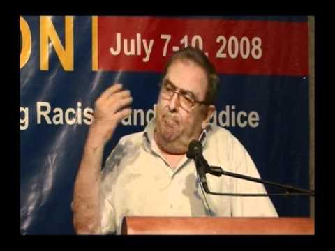 Professor David Bankier, Dialectics of Holocaust Uniqueness and its Negation [21:18 min]