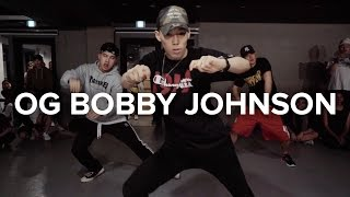 Video OG Bobby Johnson - Que / Koosung Jung Choreography download in MP3, 3GP, MP4, WEBM, AVI, FLV Mei 2017