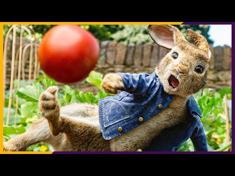 PETER RABBIT - First 10 Minutes From The Movie (2018)