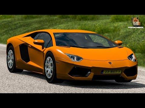Lamborghini Aventador 1.28.x