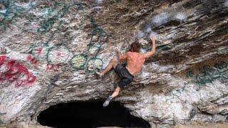 Peggau Boulder Classics by Mani the Monkey