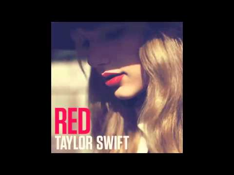 """Red (Original Demo Recording)"" by Taylor Swift (Bonus Track)"