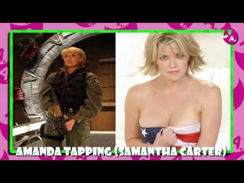 Stargate SG 1 Avant et Après 2016 (Stargate SG 1 ou La Porte des étoiles série télévisée)