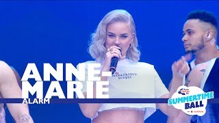 Video Anne-Marie - 'Alarm'  (Live At Capital's Summertime Ball 2017) MP3, 3GP, MP4, WEBM, AVI, FLV Januari 2019