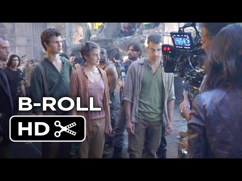 The Divergent Series: Insurgent (B-Roll 2)