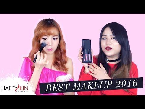 Sản Phẩm Makeup Yêu Thích Nhất 2016 Phần 1 | Best Makeup Items 2016 ft. Beauty In Your Way