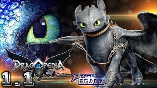 Video What are the Night Fury? || How to train your DRAGON - EXPLAINED [Alien Legacy] MP3, 3GP, MP4, WEBM, AVI, FLV Oktober 2018