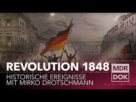 Die Revolution 1848 erklärt | Historische Ereignisse | MDR DOK