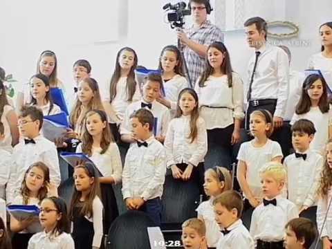 Corul de copii - Eu sunt Isus cel viu ce daruieste viata