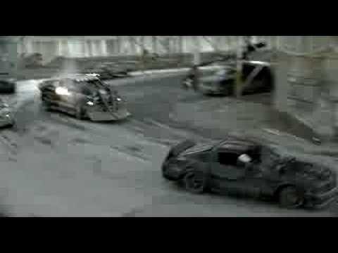Смертельная гонка (Death Race). Русский ролик (видео)