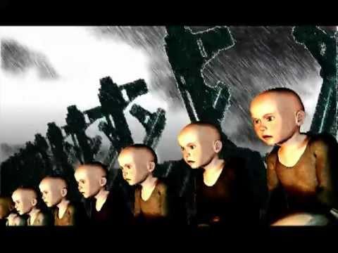فيلم أنيميشن مبدع ،المخرج السوري أكرم آغا ، الفيلم تنبأ بالمصير
