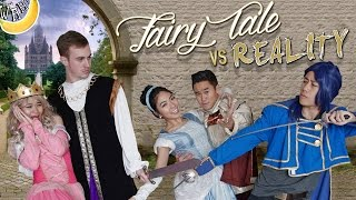 Video Fairy Tale VS Reality MP3, 3GP, MP4, WEBM, AVI, FLV Juli 2018