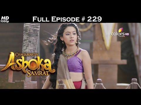 Chakravartin Ashoka Samrat - 14th December 2015 - चक्रवतीन अशोक सम्राट - Full Episode(hd