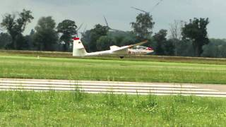 Kyritz Germany  City new picture : Various take off and landings at Kyritz, EDBK