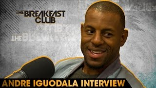 Video Andre Iguodala Interview With The Breakfast Club (7-14-16) MP3, 3GP, MP4, WEBM, AVI, FLV Juli 2018