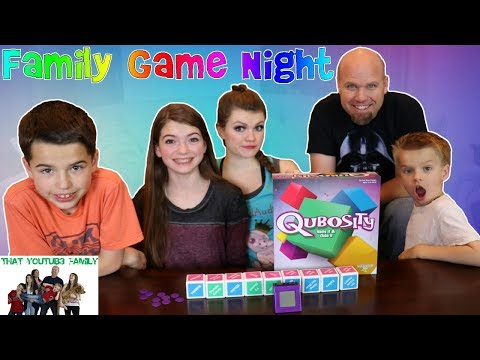 Playing Qubosity / That YouTub3 Family