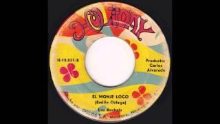 Los Rockets - El Monje Loco (Original 45 Nicaragua trippy Psych fuzz Garage)