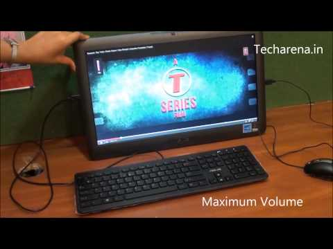 Asus ET2040 All in One PC Video Review