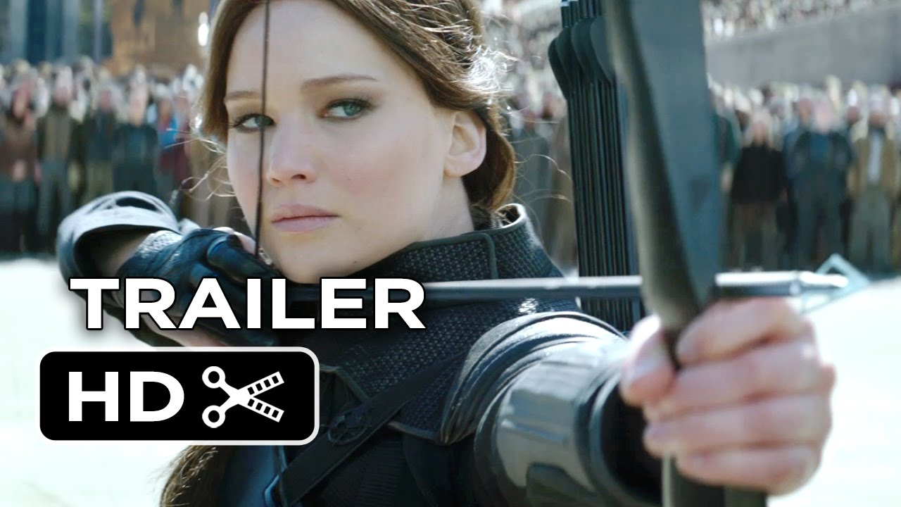 The Hunger Games: Mockingjay – Part 2 Official Teaser Trailer #1 (2015) – Jennifer Lawrence Movie HD #Estrenos #Trailers